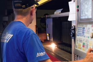 Laser Cutting-AccuBurn