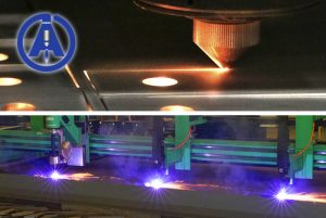 AccuBurn Laser Cutting and Plasma Cutting