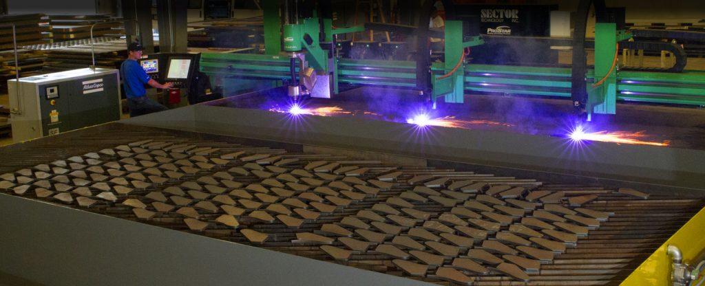 Accuburn impressive plasma cutting equipment