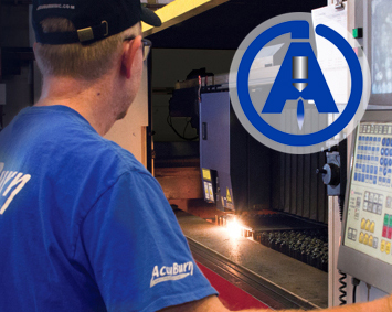 Laser Cutting at AccuBurn