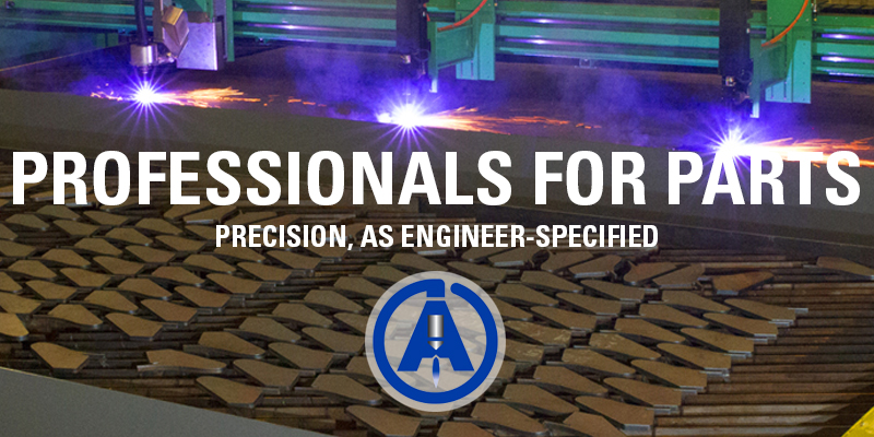 AccuBurn Parts Providers. Laser cutting, plasma cutting, shot blasting, metal forming and more