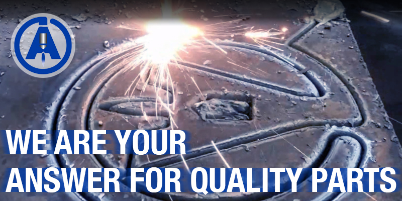 AccuBurn is answer for quality parts for manufacturers